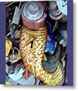 Key To My Heart 3 Metal Print