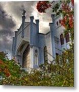 Key West Church Metal Print