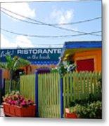 Key West Colors Metal Print by Susanne Van Hulst