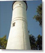 Key West Lighthouse Metal Print