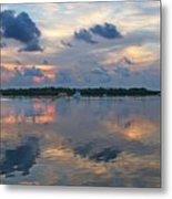 Key West Sunrise 11 Metal Print