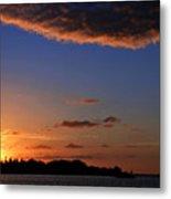 Key West Sunrise 14 Metal Print