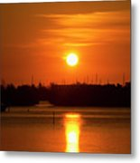 Key West Sunrise 36 Metal Print