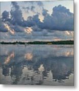 Key West Sunrise 7 Metal Print