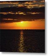Key West Sunset 29 Metal Print