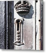 Keys To The Castle Metal Print
