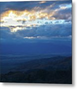 Keys View Sunset Landscape Metal Print