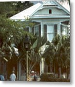 Keywest Metal Print by Steve Karol