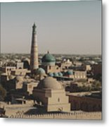 Khiva Metal Print