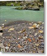 Khosty River. Metal Print