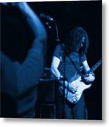 Kickback City Blues Metal Print