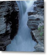 Kicking Horse River Metal Print