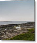 Kilkee Coastline Metal Print