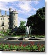 Kilkenny Castle, Co Kilkenny, Ireland Metal Print