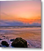 Killantringan Bay Metal Print