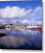 Killybegs, Co Donegal, Ireland Metal Print