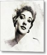Kim Novak, Actress Metal Print