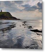 Kimmeridge Bay - England Metal Print