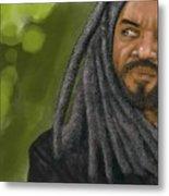 King Ezekiel Metal Print