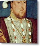 King Henry Viii  Metal Print