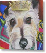 King Louie Metal Print