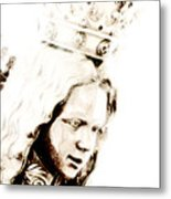 King Of Kings And Lord Of Lords Metal Print