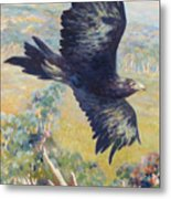 King Of The Air Metal Print