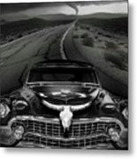King Of The Highway Metal Print