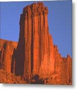 612706-kingfisher Tower  Metal Print