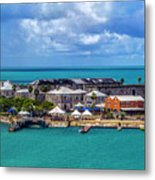 Kings Wharf, Bermuda Metal Print
