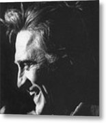 Kirk Douglas Laughing Old Tucson Arizona 1971 Metal Print