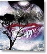 Kiss Of The Moon Metal Print