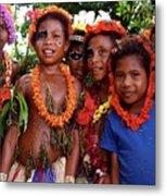 Kitava Papua New Guinea 15 Metal Print