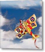 Kite Dreams Metal Print