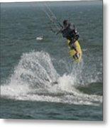 Kite Surfing 20 Metal Print