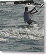 Kite Surfing 23 Metal Print