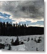 Klamath Falls Sunrise Metal Print