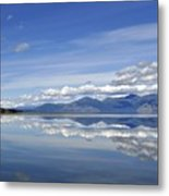 Kluane Summer Metal Print