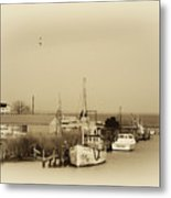 Knapps Narrows Tilghman Island Metal Print