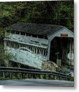 Knox Bridge Metal Print