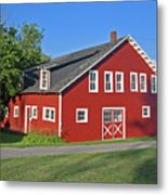 Knox Farm 5138a Metal Print