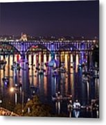 Knoxville Metal Print
