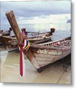 Koh Phi Phi Metal Print