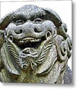 Komainu04 Metal Print