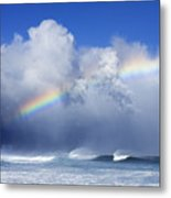 Kona Winds Metal Print
