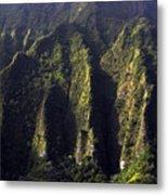 Koolau Range, Oahu Metal Print