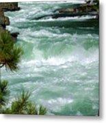 Kootenai River Metal Print
