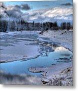 Kootenai Wildlife Refuge 1 Metal Print