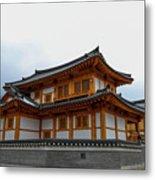 korean style house II Metal Print