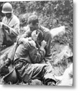 Korean War, 1950 Metal Print